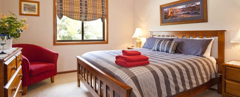 Clifton Gardens Bed and Breakfast - Orange NSW - St Kilda Accommodation