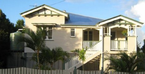 Eco Queenslander Holiday Home and BB - St Kilda Accommodation