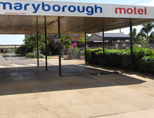 Maryborough Motel and Conference Centre - St Kilda Accommodation