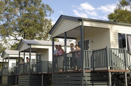 Discovery Holiday Parks - Biloela - St Kilda Accommodation