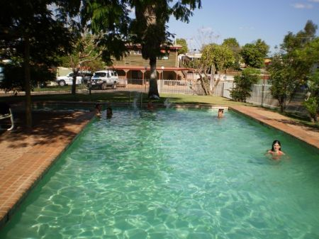 Discovery Parks - Mount Isa - St Kilda Accommodation