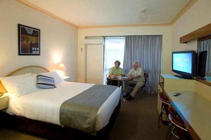 Longreach Motor Inn - St Kilda Accommodation