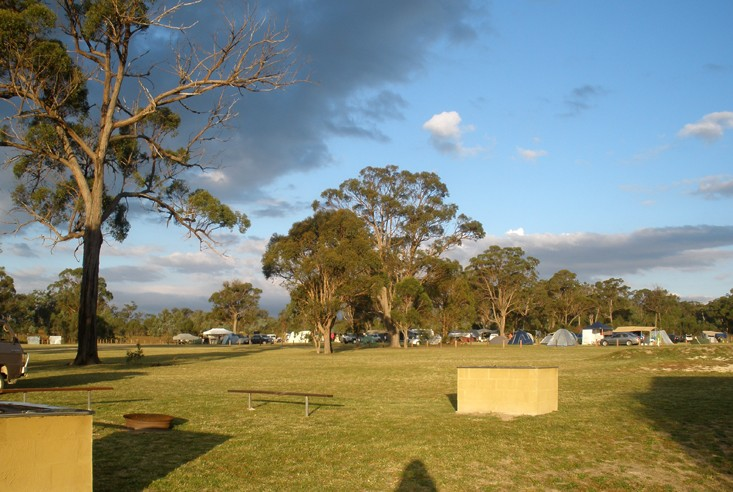 Sommerville Valley Tourist Park - St Kilda Accommodation
