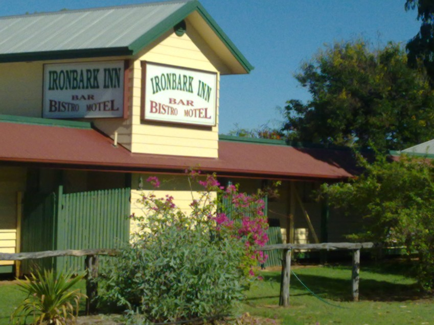 Ironbark Inn Motel - St Kilda Accommodation