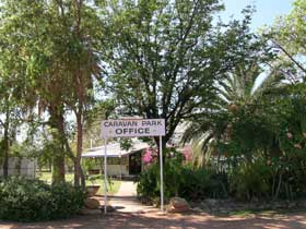 Blackall Caravan Park - St Kilda Accommodation
