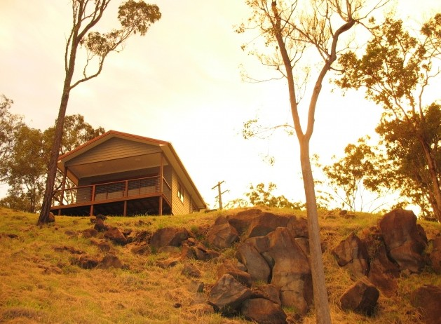 ecoRidge Hideaway - St Kilda Accommodation