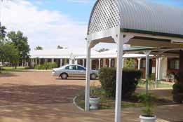 Landsborough Lodge Motel - St Kilda Accommodation
