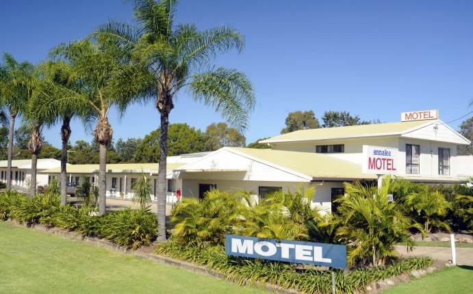 Annalee Motel Beaudesert - St Kilda Accommodation