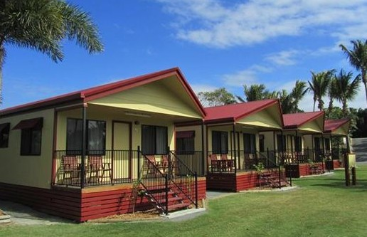 Big 4 Capricorn Palms Holiday Village