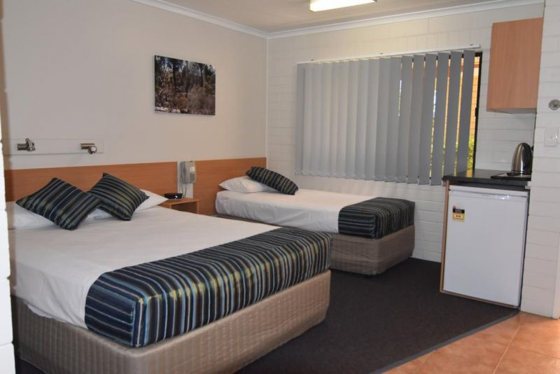 Billabong Motor Inn - St Kilda Accommodation