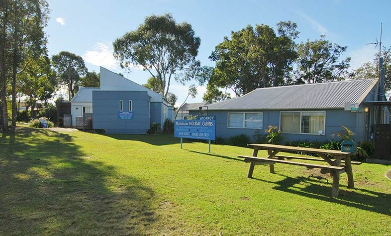 Huskisson Holiday Cabins - St Kilda Accommodation