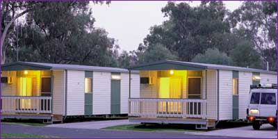 Echuca Caravan Park - St Kilda Accommodation