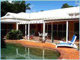 Tropical Escape Bed  Breakfast - St Kilda Accommodation