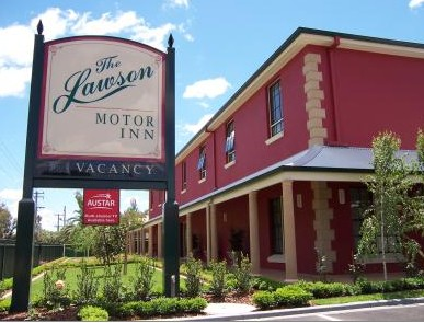 The Lawson Motor Inn - St Kilda Accommodation