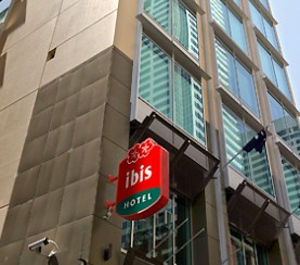 Hotel Ibis Little Bourke Street - St Kilda Accommodation