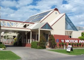 Riverboat Lodge Motor Inn - St Kilda Accommodation