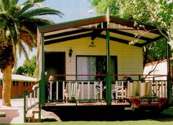 Swan Hill Riverside Caravan Park - St Kilda Accommodation