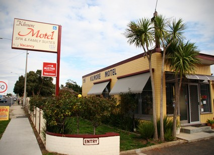 Kilmore Motel - St Kilda Accommodation
