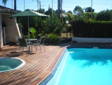 Tamworth Motor Inn - St Kilda Accommodation
