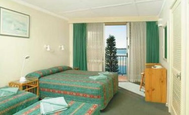 Mid Pacific Motel - St Kilda Accommodation