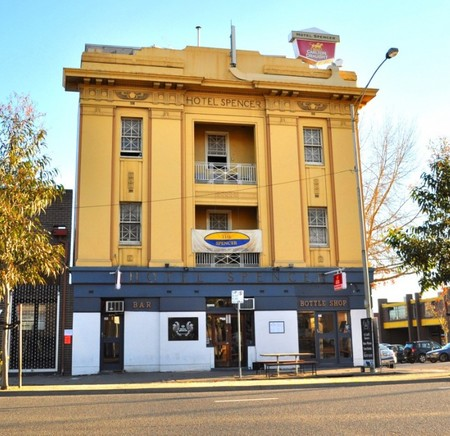 The Spencer City Central Hotel - St Kilda Accommodation