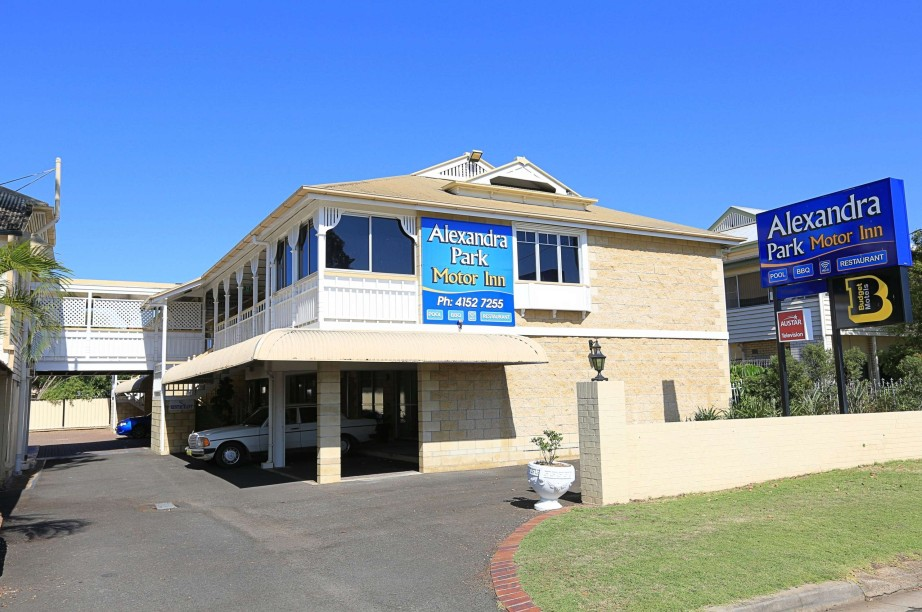 Alexandra Park Motor Inn - St Kilda Accommodation