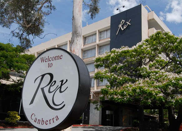 Canberra Rex Hotel - St Kilda Accommodation