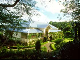 The Falls Rainforest Cottages - St Kilda Accommodation