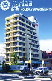 Aries Holiday Apartments - St Kilda Accommodation
