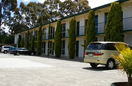 Mulgrave Court Motor Inn - St Kilda Accommodation