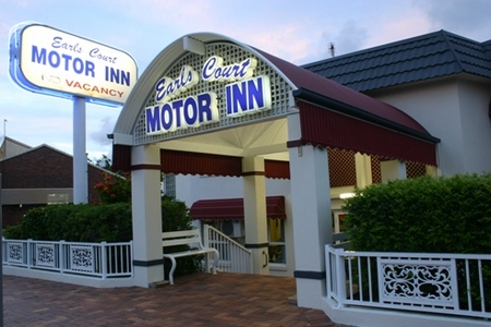 Earls Court Motor Inn - St Kilda Accommodation