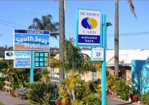 South Seas Motel - St Kilda Accommodation