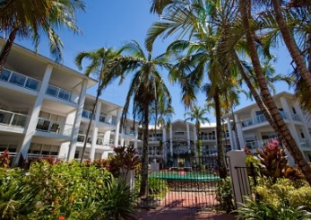 Port Douglas Beachfront Terraces - St Kilda Accommodation
