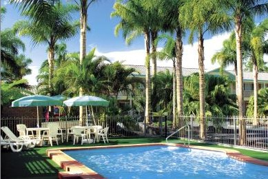Forster Palms Motel - St Kilda Accommodation
