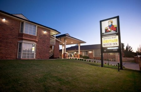 Bathurst Heritage Motor Inn - St Kilda Accommodation