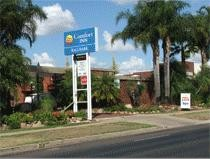 Comfort Inn Hallmark At Tamworth - St Kilda Accommodation