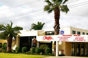 Best Western Chaffey International Motor Inn - St Kilda Accommodation