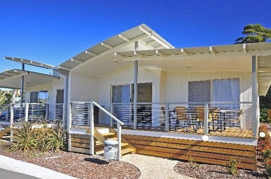 BIG4 Easts Beach Holiday Park - St Kilda Accommodation