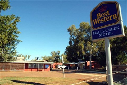 Halls Creek Motel - St Kilda Accommodation