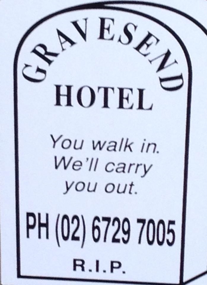 Gravesend Hotel - St Kilda Accommodation