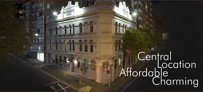 Woolbrokers Hotel - St Kilda Accommodation