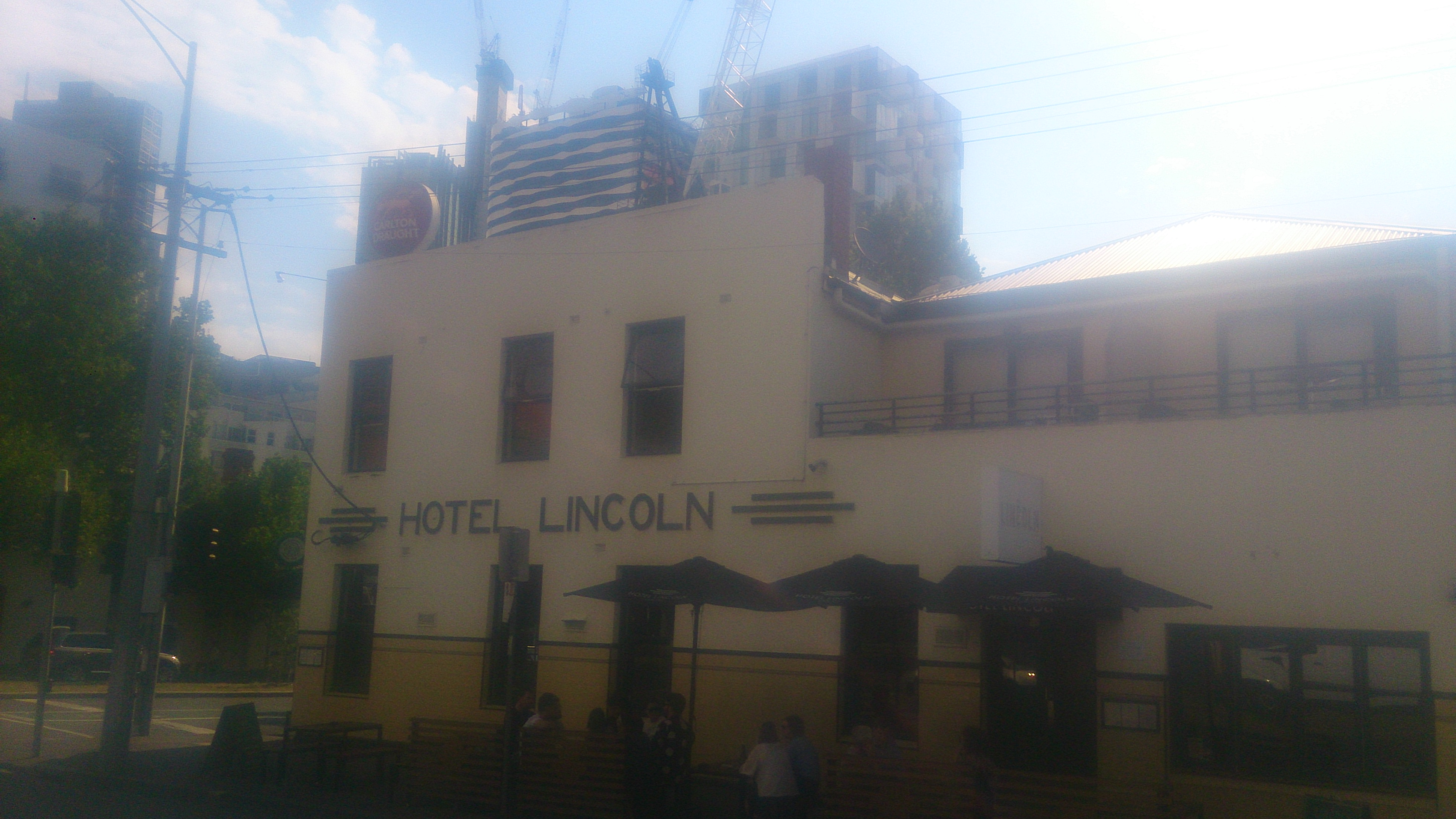 Hotel Lincoln - St Kilda Accommodation