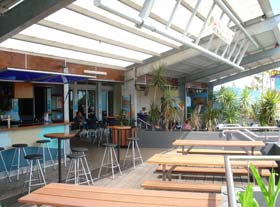 Beachfront Hotel - St Kilda Accommodation