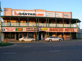 Barcoo Hotel - St Kilda Accommodation