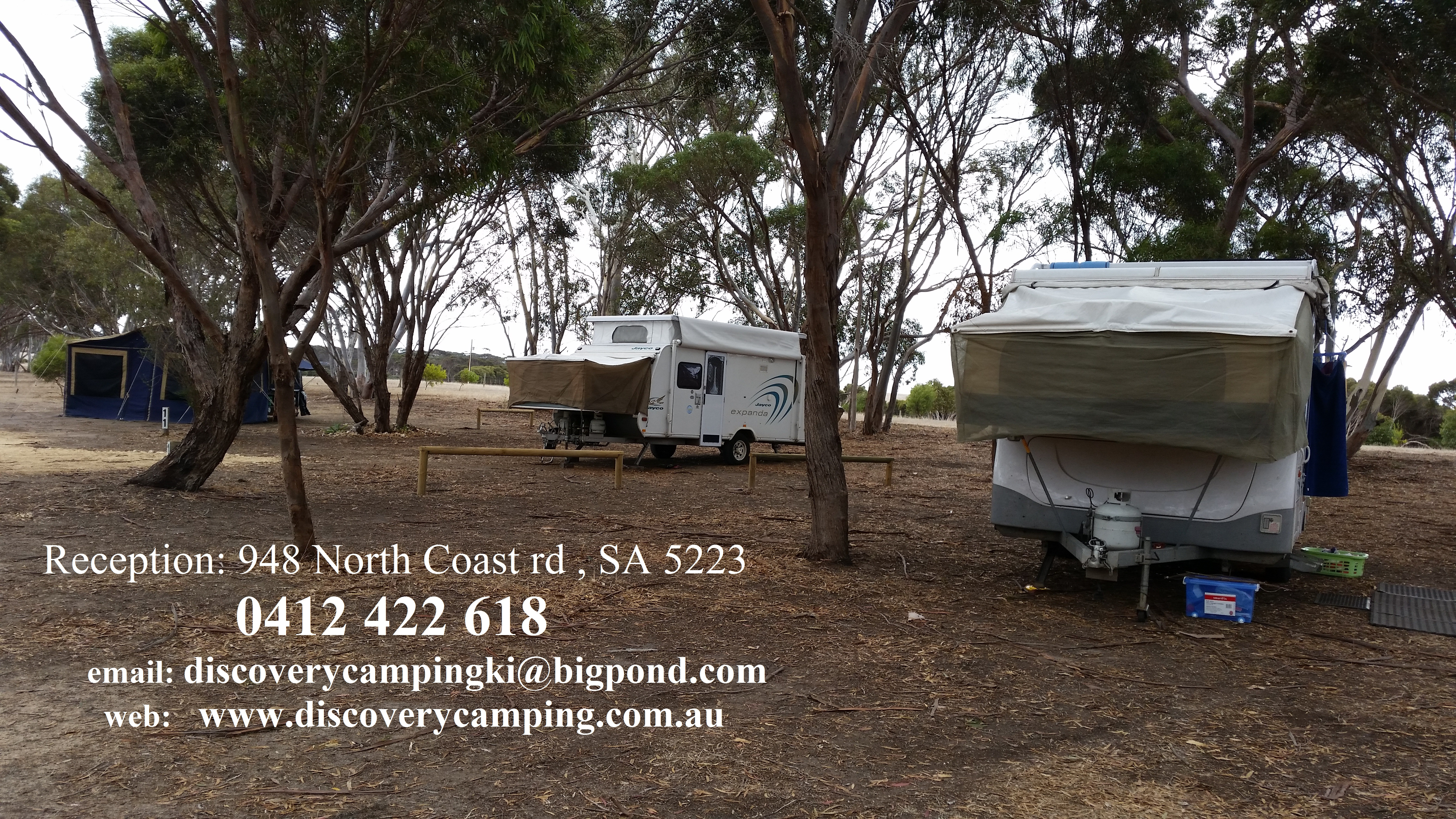 Discovery Lagoon  Caravan  Camping Grounds - St Kilda Accommodation