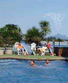 Murwillumbah Motor Inn - St Kilda Accommodation