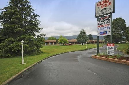 Colonial Motor Inn - Lithgow - St Kilda Accommodation
