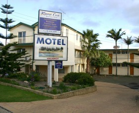 Kiama Cove Motel - St Kilda Accommodation
