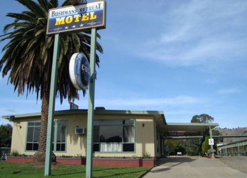 Gundagai Bushman's Retreat Motor Inn - St Kilda Accommodation