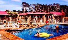 Wombat Beach Resort - St Kilda Accommodation